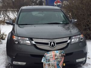 2008 Acura MDX Tech Sport Utility with Power Tailgate