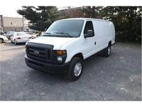 2008 Ford Fourgon Econoline Commercial Allongé