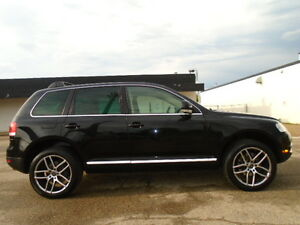 2006 VOLKSWAGEN TOUAREG 4.2L V8 LUXURY SPORT PKG-LEATHER-SUNROOF