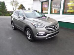 2017 Hyundai Santa Fe Sport SE only $235 bi-weekly all in!