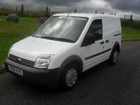 Ford Transit Connect 2009 1.8TDCi ( 90PS ) Euro IV T200 SWB L ONLY 39900Mls Tidy