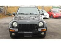 2003 JEEP LIBERTY LIMTED EDITION ETESTED SAFETY EXCELLENT COND