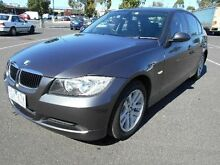 2005 BMW 320i E90 Executive Grey 6 Speed Steptronic Sedan Maidstone Maribyrnong Area Preview