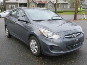 2013 Hyundai Accent GL *HEATED FRONT SEATS *CRUISE CONTROL *USB