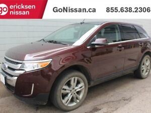 2012 Ford Edge LIMITED:NAVIGATION, LEATHER, SUNROOF