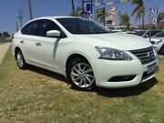 2013 Nissan Pulsar B17 ST-L White 1 Speed Constant Variable Sedan Wangara Wanneroo Area Preview