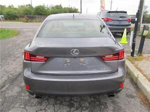 "2014 Lexus IS 250 ""ALL WHEEL DRIVE, REAR CAMERA, 4 NEW TIRES Oakville / Halton Region Toronto (GTA) image 6"