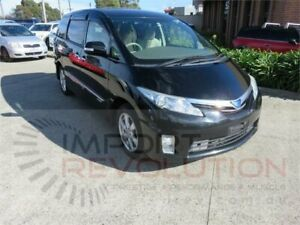 2009 Toyota Estima AHR20W Black Continuous Variable Bayswater Knox Area Preview