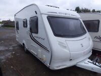 Sprite Sportstyle, S4 compact light weight fixed bed 4 berth,one owner FSH