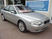 Volvo S80 2.4 auto 2006 D5 SE Lux Full S/H 10 stamps inc cambelt p/x swap