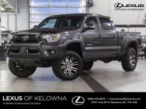 2014 Toyota Tacoma TRD Sport w/Upgraded Wheel Package