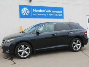 2014 Toyota Venza LIMITED V6 AWD - LEATHER / PANORAMIC ROOF