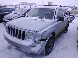 Jeep Patriot and Jeep Compass parts