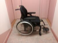Brand New Wheelchair- only 2 months old!