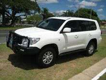 2010 Toyota Landcruiser VDJ200R GXL  Automatic Wagon Woodend Ipswich City Preview