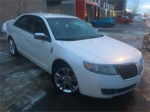 LINCOLN MKZ 2010 AWD CUIR / TOIT OUVRANT / MAGS / FULL