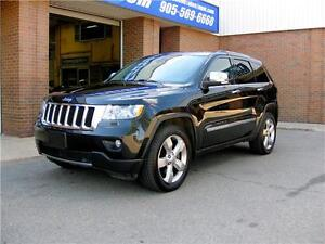 2013 Jeep Grand Cherokee Limited + Accident Free