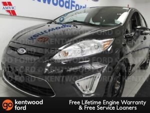 2011 Ford Fiesta SES FWD with heated seats and push start/stop