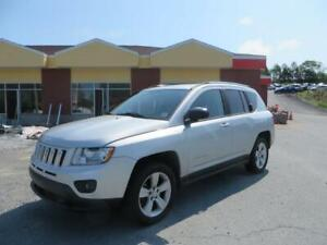 2011 Jeep Compass North Edition ALLOY  RIMS, LOW MILEAGE! 4X4