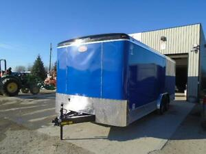 2017 8X20 ATLAS - ELECTRIC BLUE - EYE CATCHING, FOR A LOW PRICE! London Ontario image 2