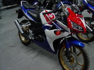 2009 HONDA On Road 125 RE9 HRC Limited Edition