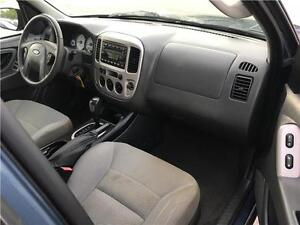 2005 Ford Escape XLT! Keyless Entry! A/C! Sunroof! Rust Proofed! London Ontario image 10