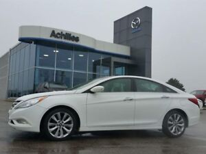 2012 Hyundai Sonata Limited, Auto, Leather, Loaded