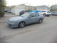AWESOME DEAL ON A 1999 H23 ENGINE SWAPPED PRELUDE PRICE LOWERED