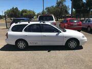 2000 Hyundai Lantra SE White 4 Speed Automatic Wagon Woodville Park Charles Sturt Area Preview