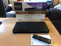Sony BDP-S570 3D Blu-ray Disc/DVD Player with Built-in Wi-Fi (£55)