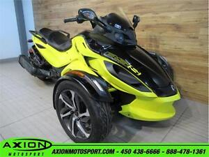 2014 Can-Am Spyder RS-S SE5 58.42$/SEMAINE