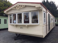 37 x 12 Willerby,Double glazed,oil heating,free delivery.