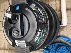 Pool Heater and Equipment - Nearly new