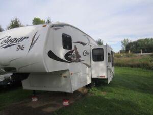 2011 Cougar XLite 27RKS
