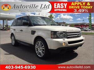 2009 RANGE ROVER SPORT SUPERCHARGED NAVIGATION 90DAYNOPAYMENTS