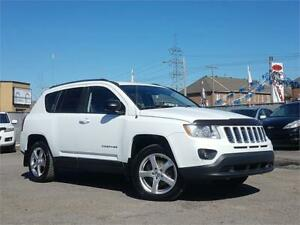 2011 Jeep Compass North Edition/AUTO/4X4/4CYL/ECRANT DVD/AC/FULL