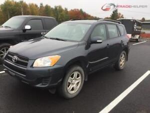 2011 TOYOTA RABV4 AUTOMATIQUE CLIMATISEE 4 CYLINDRES PROPRE