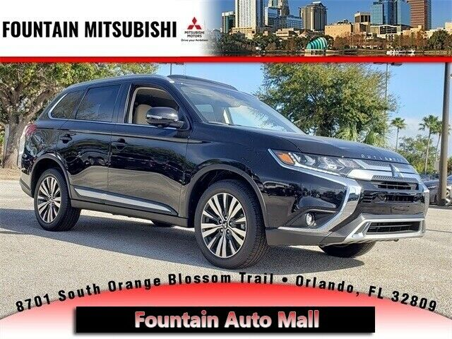mitsubishi outlander 2020 for sale exterior color black skillter com
