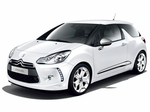 DS AUTOMOBILES DS 3 1.6 HDi 90 So Chic '99'