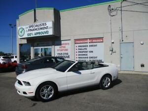 2012 Ford Mustang Premium V6 DECAPOTABLE