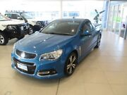 2014 Holden Ute VF MY14 SV6 Ute Storm Blue 6 Speed Sports Automatic Utility Gungahlin Gungahlin Area Preview