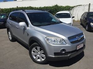 2007 Holden Captiva CG LX (4x4) Silver 5 Speed Automatic Wagon Southport Gold Coast City Preview