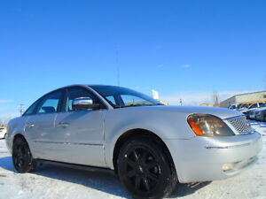 2005 Ford Five Hundred LIMITED LUXURY PKG---AWD--LEATHER-SUNROOF