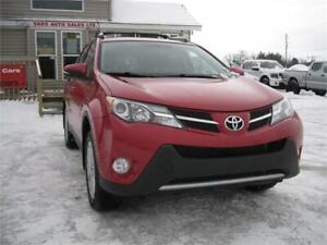 2015 Toyota RAV4 Limited *Certified*