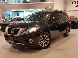 2015 Nissan Pathfinder SV-4WD-7 PASSENGER-BACK UP CAMERA