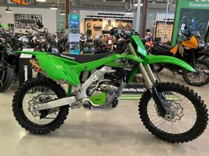 2019 Kawasaki KX250 (KX250A) Off Road Bike 249cc