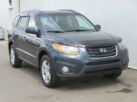 2010 Hyundai Santa Fe 4WD 88688 KM Leather/Sunroof/Nav 3.5L V6