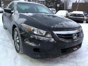 2011 Honda Coupé Accord EX 2.4L manual tres propre