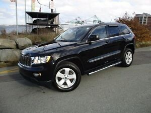2011 Jeep GRAND CHEROKEE Laredo 4X4 (WITH LEATHER)