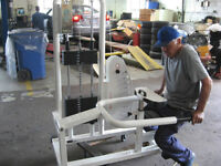 TRICEPS PRESS/FITNESS/EXCERCISE/COMMERCIAL EQUIPMENT